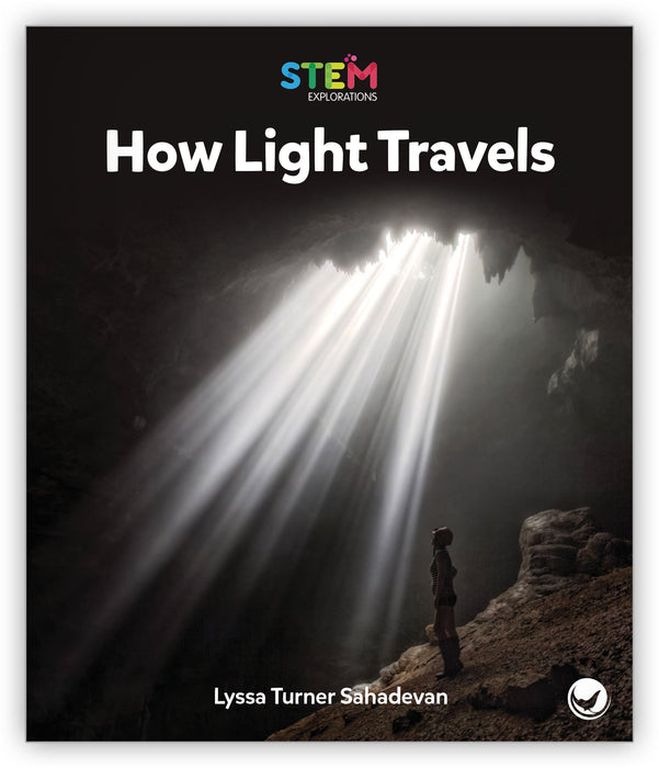 How Light Travels Leveled Book