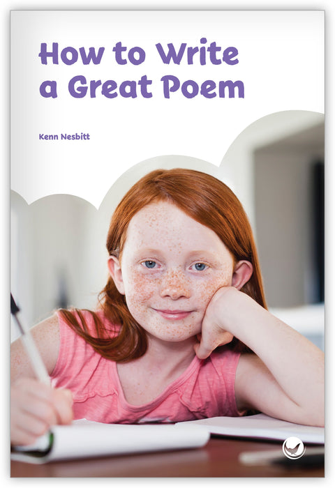 How to Write a Great Poem Leveled Book