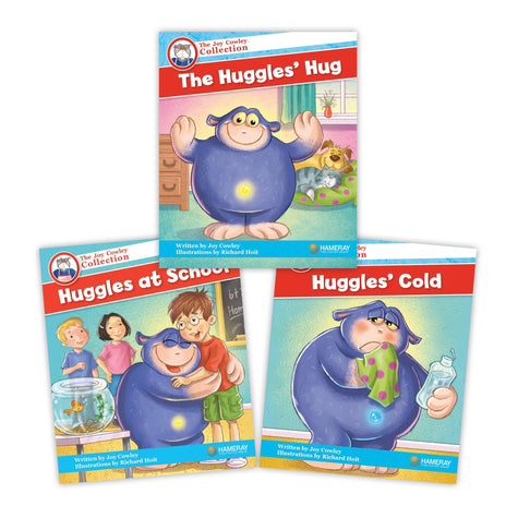 Huggles Character Set Image Book Set