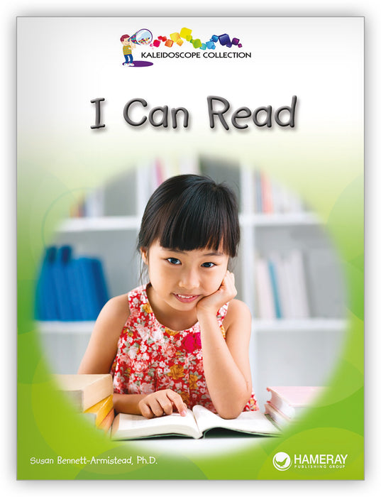 I Can Read Big Book Leveled Book