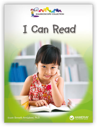 I Can Read from Kaleidoscope Collection