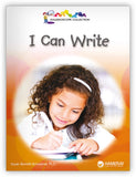 I Can Write Big Book Leveled Book