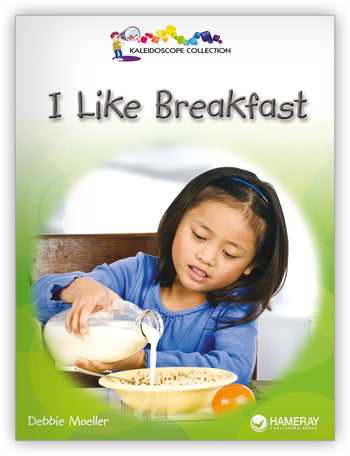 I Like Breakfast from Kaleidoscope Collection