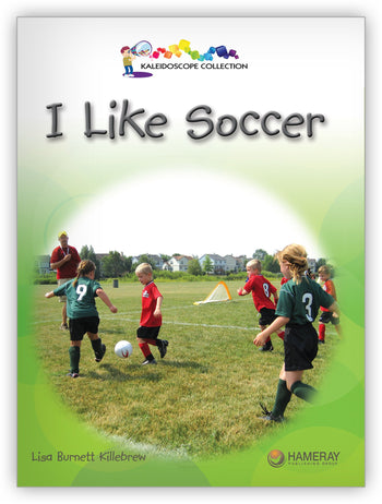 I Like Soccer from Kaleidoscope Collection