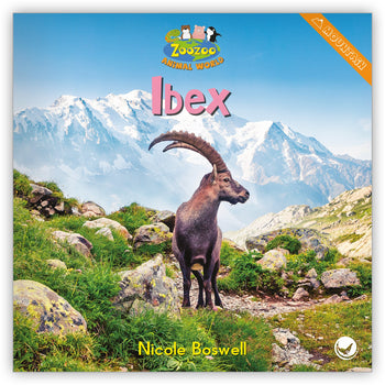 Ibex from Zoozoo Animal World