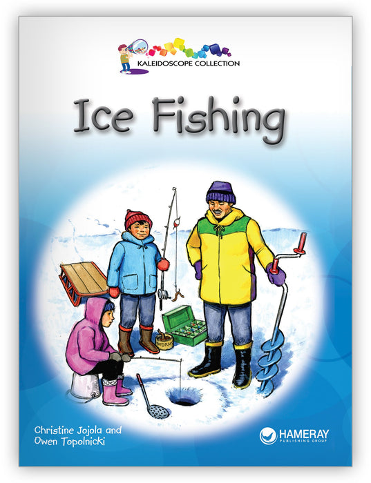 Ice Fishing from Kaleidoscope Collection