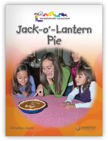 Jack-o'-Lantern Pie from Kaleidoscope Collection