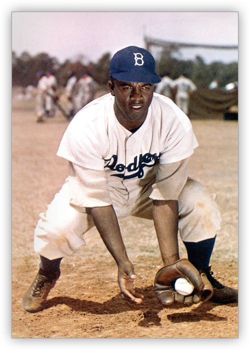 Jackie Robinson from Hameray Biography Series