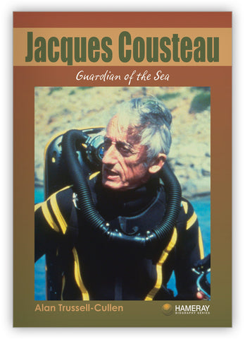 Jacques Cousteau from Hameray Biography Series