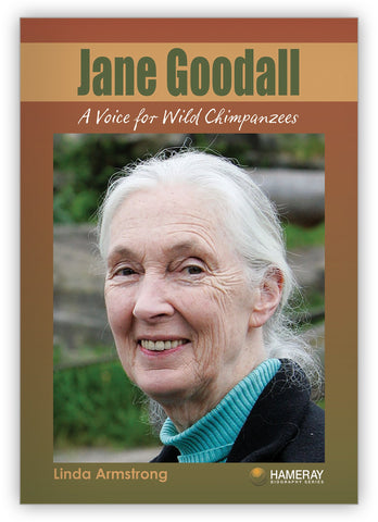 Jane Goodall from Hameray Biography Series