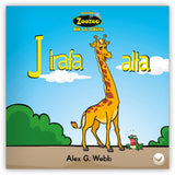 Jirafa alta Leveled Book