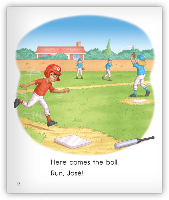 José's Run Leveled Book