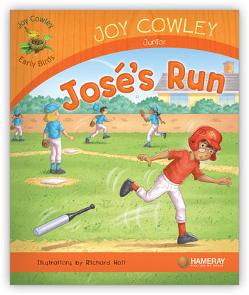 José's Run from Joy Cowley Early Birds