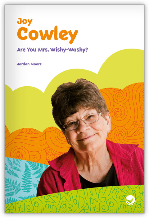 Joy Cowley: Are You Mrs. Wishy-Washy? Leveled Book