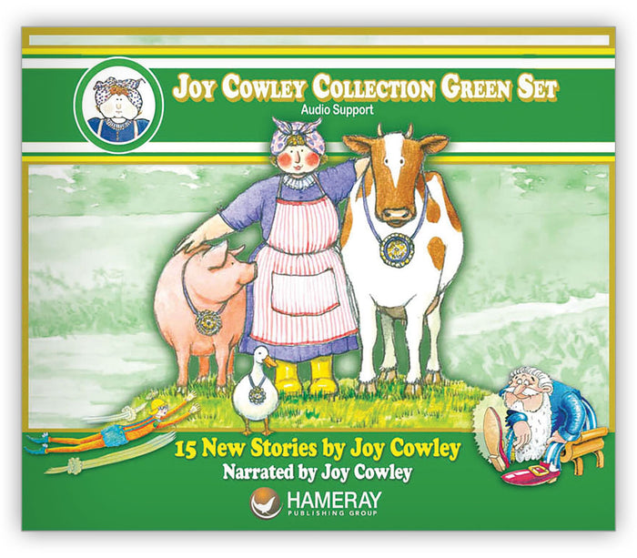 Joy Cowley Collection Audio Green CD from Joy Cowley Collection