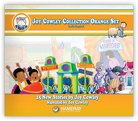 Joy Cowley Collection Audio Orange CD from Joy Cowley Collection