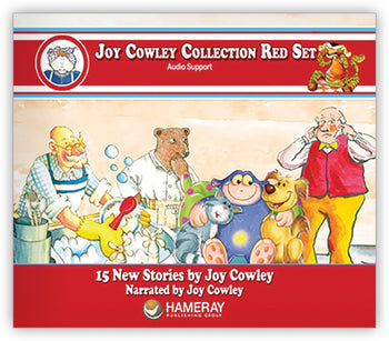Joy Cowley Collection Audio Red CD from Joy Cowley Collection