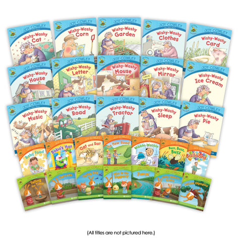 Joy Cowley Early Birds Complete Set and Big Books (Legacy Set) from Joy Cowley Early Birds