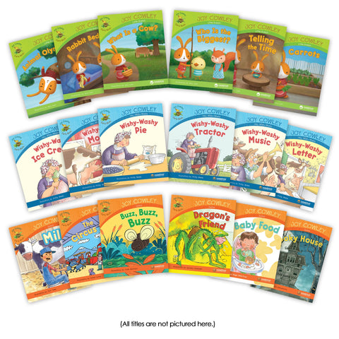 Joy Cowley Early Birds Complete Set (Legacy Set) from Joy Cowley Early Birds