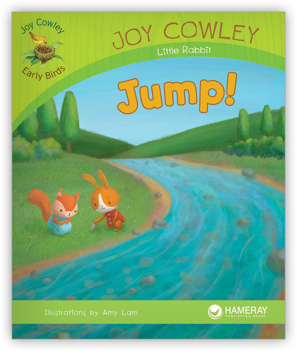 Jump! from Joy Cowley Early Birds