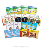 K-2 Dual Language Library from Various Series