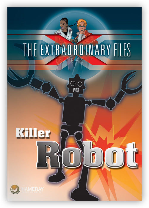Killer Robot Leveled Book