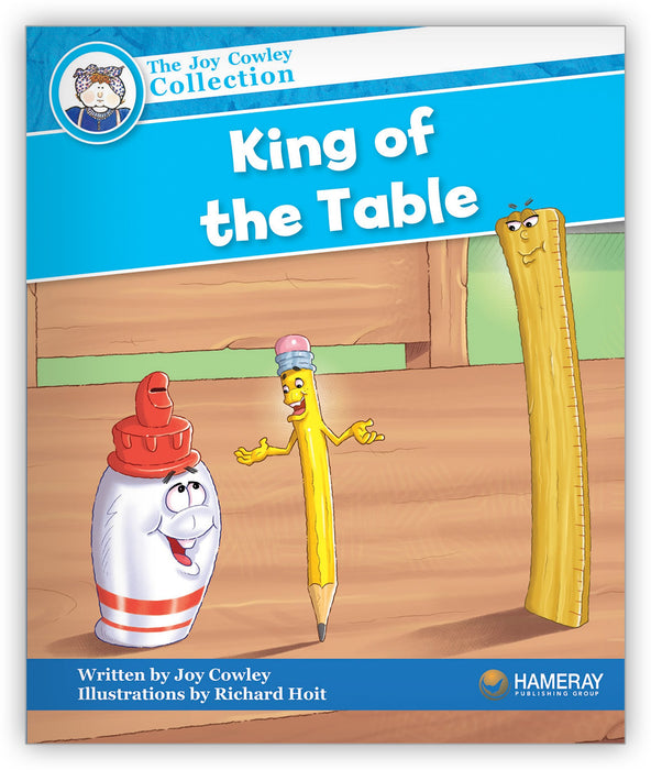 King of the Table Leveled Book