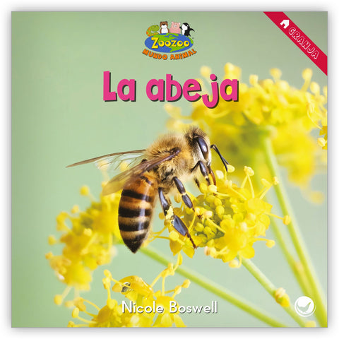 La abeja from Zoozoo Mundo Animal