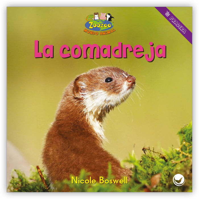 La comadreja from Zoozoo Mundo Animal