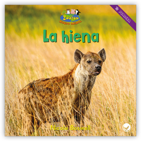 La hiena from Zoozoo Mundo Animal