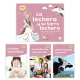 La Lechera Y Su Tarro Lechero Theme Set Image Book Set