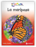 La mariposa Leveled Book
