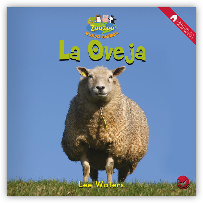 La oveja Leveled Book
