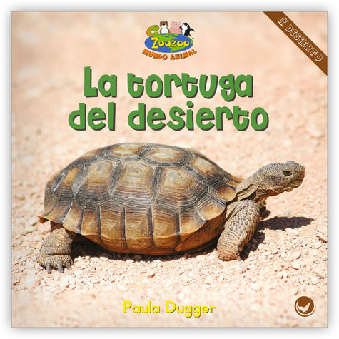 La tortuga del desierto from Zoozoo Mundo Animal