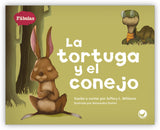La tortuga y el conejo Big Book from Fábulas y el Mundo Real
