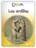 Las ardillas Leveled Book