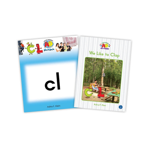 Letter Buddies Blends Bundle Image Book Set