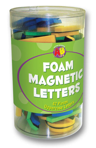 Letter Buddies Magnetic Letters Uppercase Set from Letter Buddies