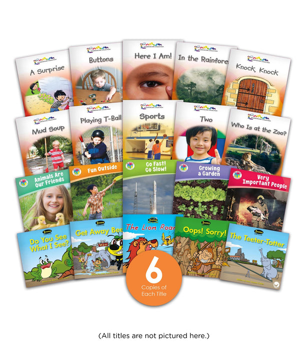 Level B Guided Reading Set Image Book Set