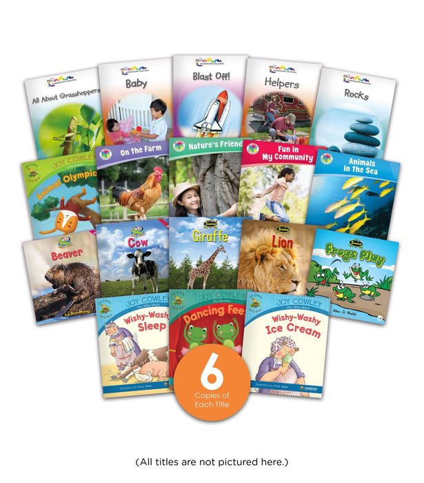 Level C Guided Reading Set from Various Series