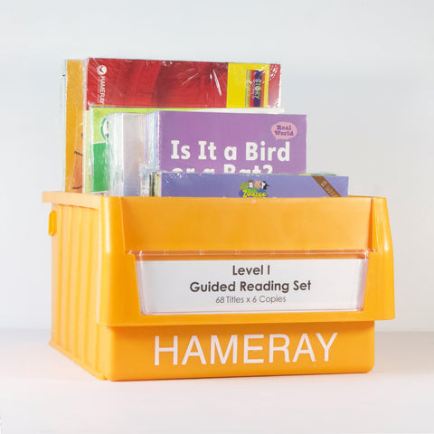 Level I Guided Reading Set from Various Series