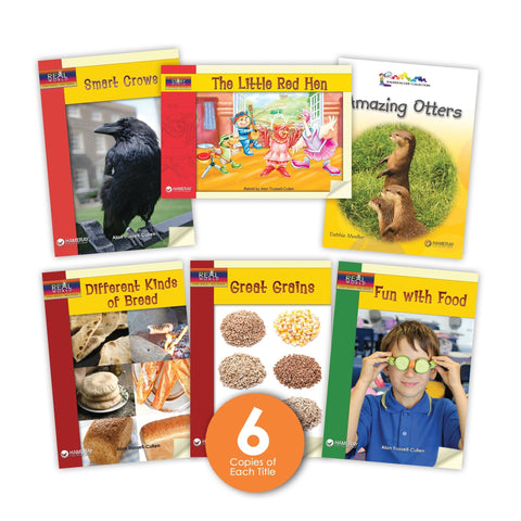 Level J Guided Reading Set (2019 Legacy Set) from Various Series