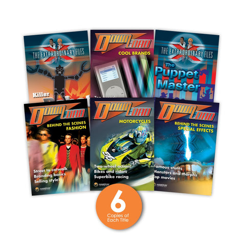 Level T Guided Reading Set Image Book Set