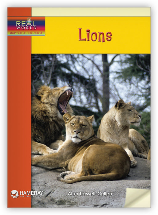 Lions Leveled Book