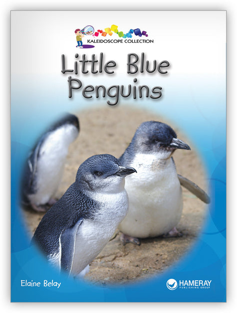 Little Blue Penguins Big Book from Kaleidoscope Collection