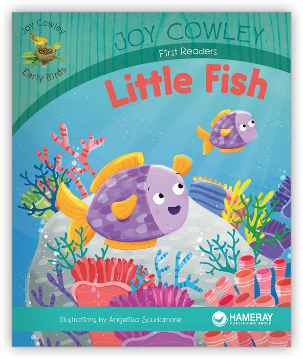 Little Fish from Joy Cowley Early Birds