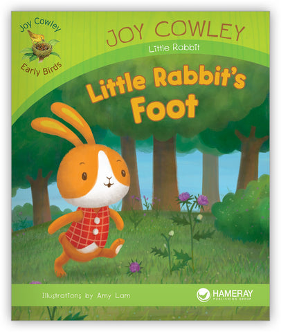 Little Rabbit's Foot from Joy Cowley Early Birds