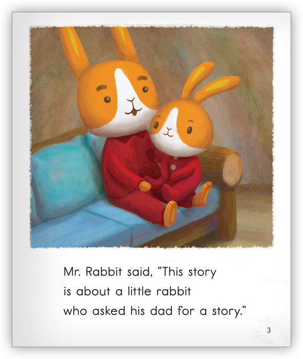 Little Rabbit's Story from Joy Cowley Early Birds