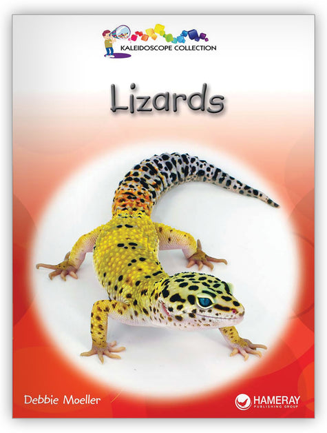Lizards from Kaleidoscope Collection