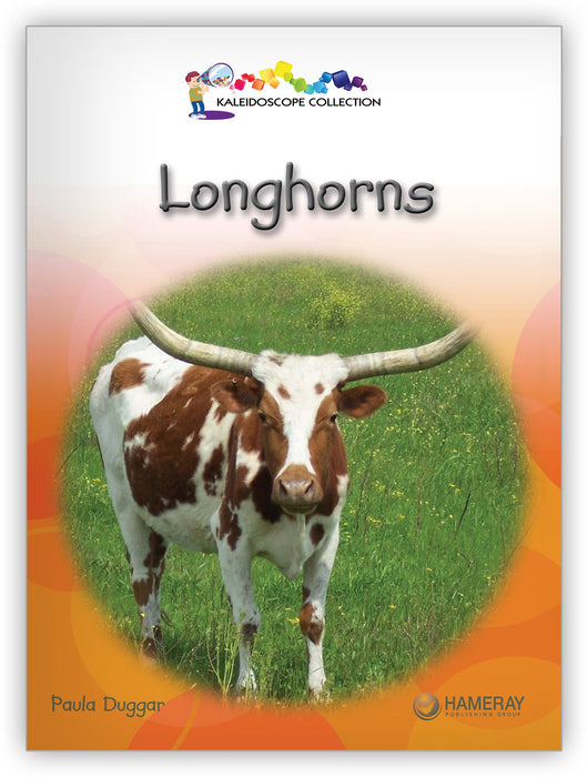 Longhorns Leveled Book